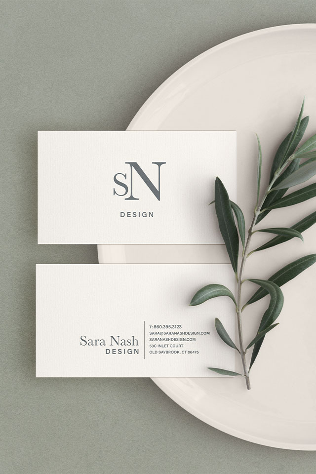 Sara Nash Design
